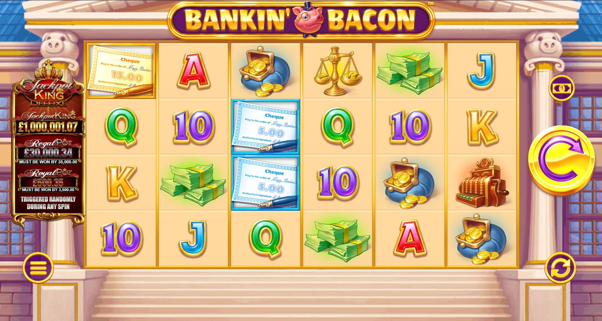 Bankin Bacon JPK